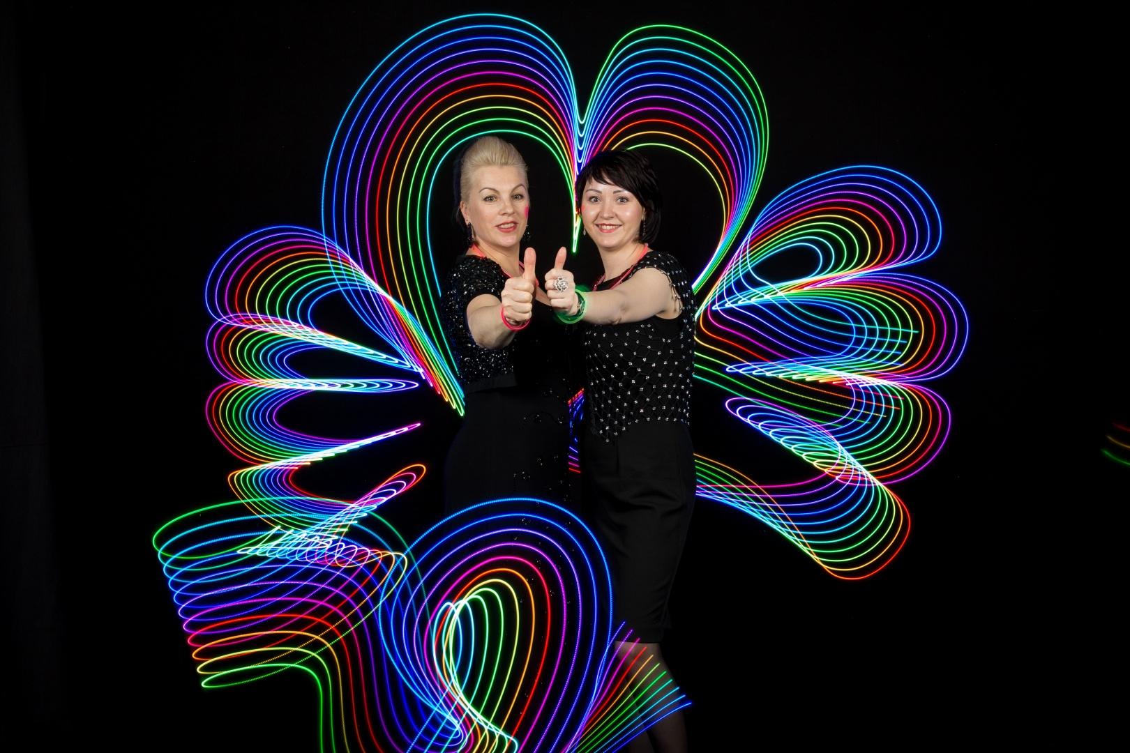 LED Painting - výlet do fantazie | Event Interactive