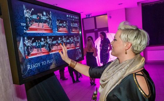 Vote Photo - interaktivní hlasování od Event Interactive