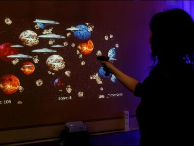 Společenská hra SpaceGame od Event Interactive
