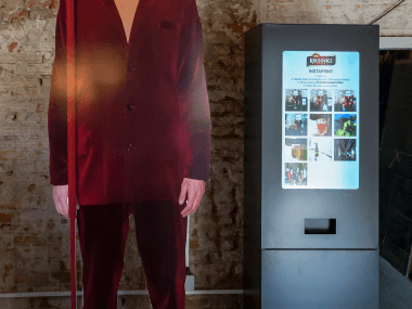 Instaprinter - vychytávka posledních let od Event Interactive