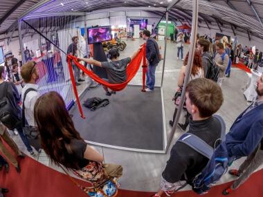 Virtuální realita HTC Vive/Oculus | Event Interactive