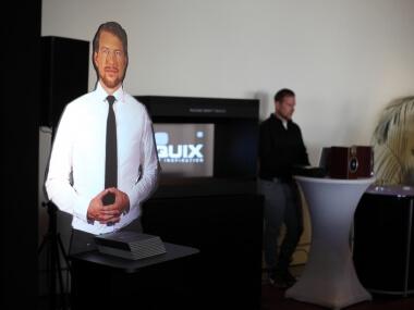 Virtuální promotér od Event Interactive