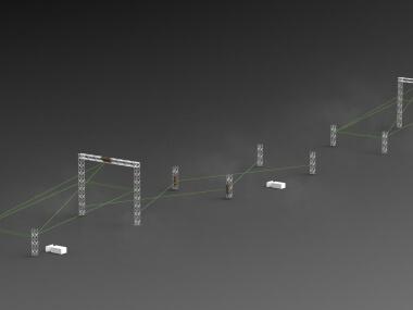 Speciální projekt - Adidas Night Run | Event Interactive