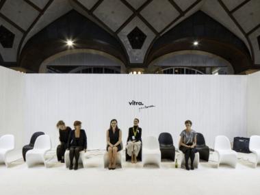 Speciální projekt - Vitra Pantone | Event Interactive